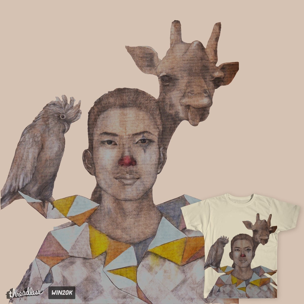CHANG by AihuaLiu on Threadless