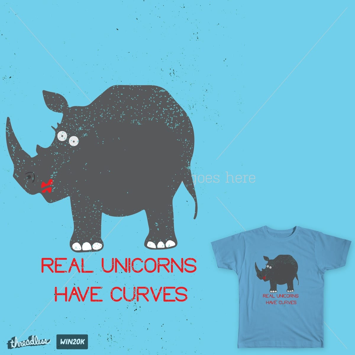 Real unicorns by Jamietaylor1985 on Threadless