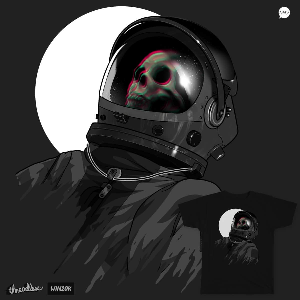 Dead Astro  by pacman23 on Threadless