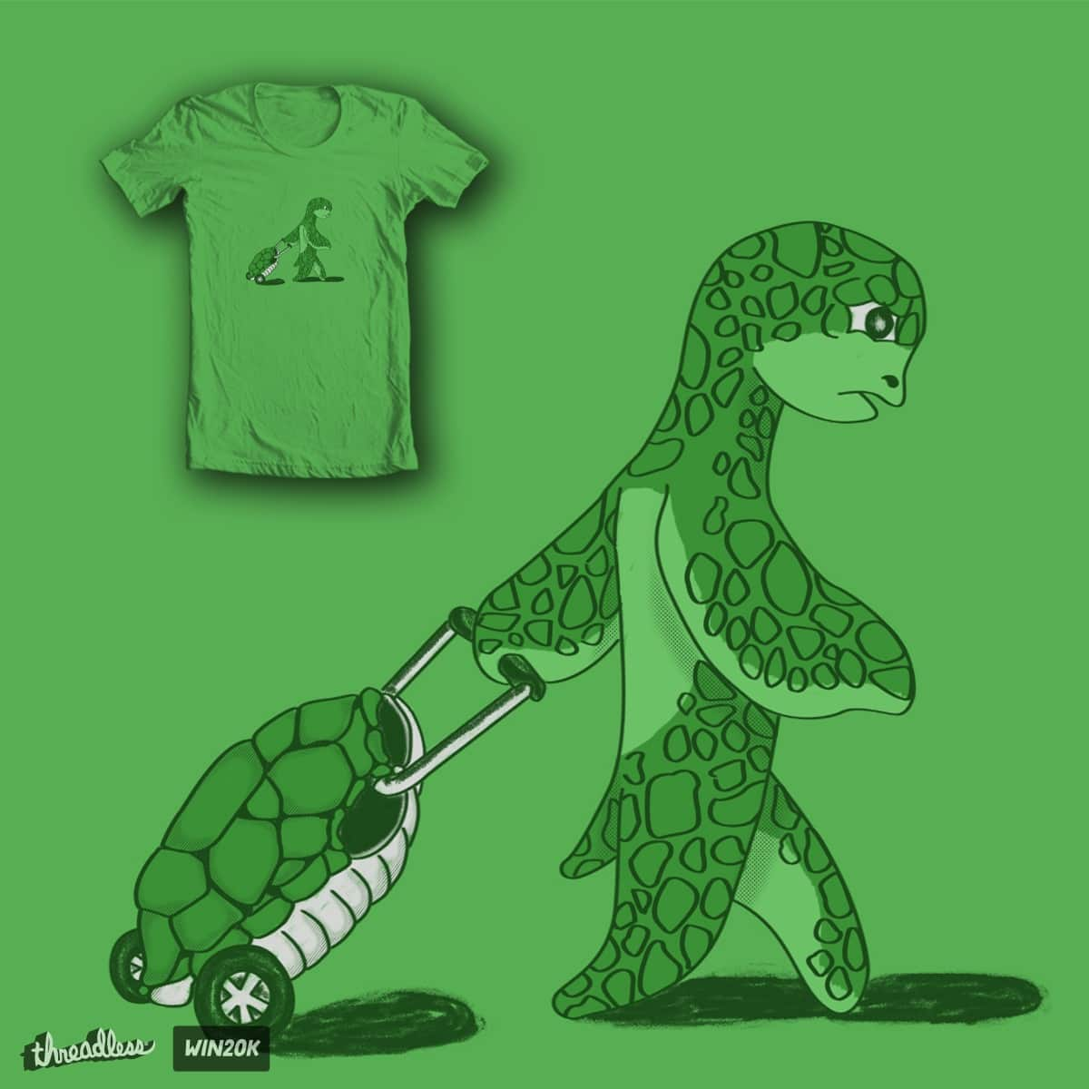 Fcuk it, I'm Leaving by papaomaangas on Threadless
