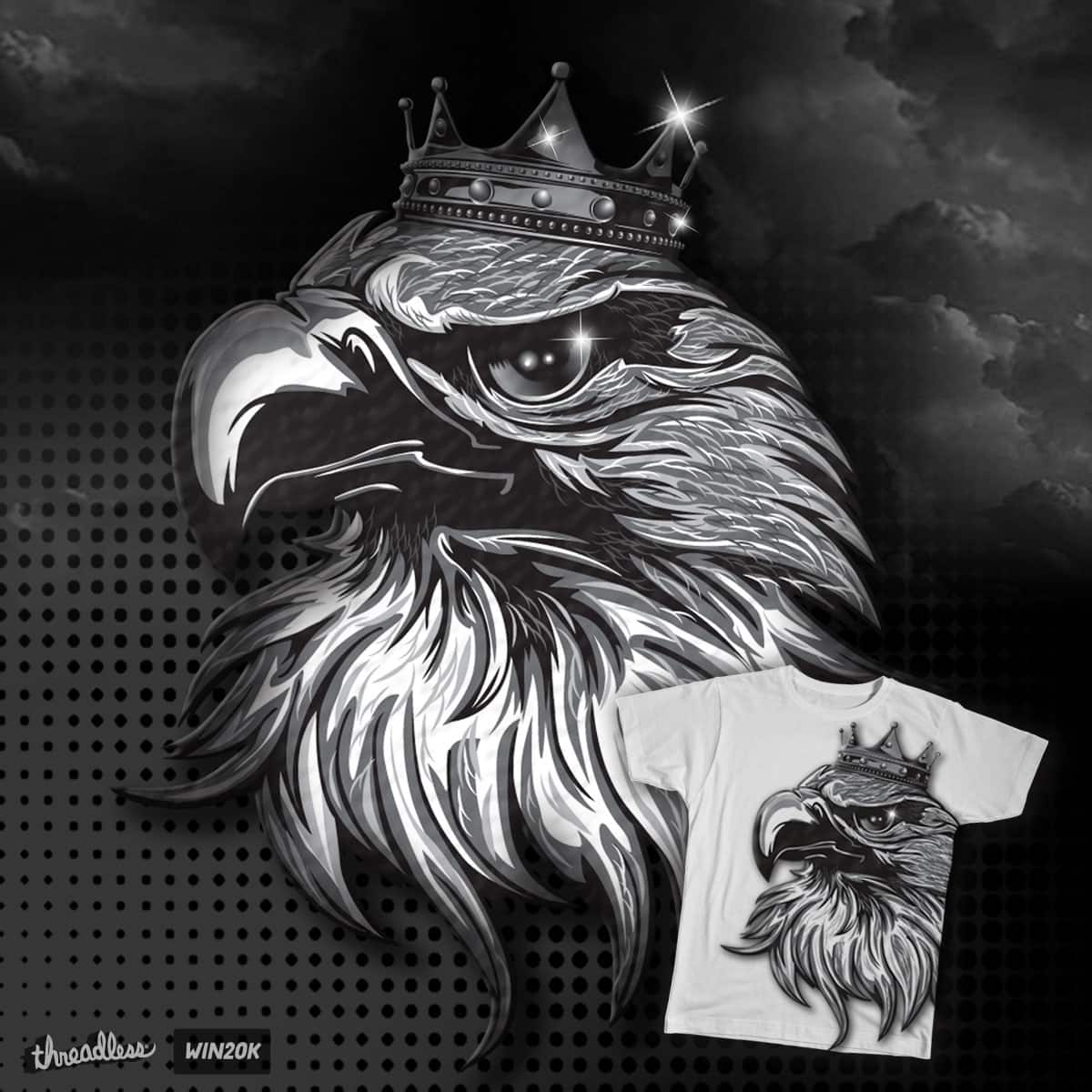 King Of The Skies by Khimlee on Threadless