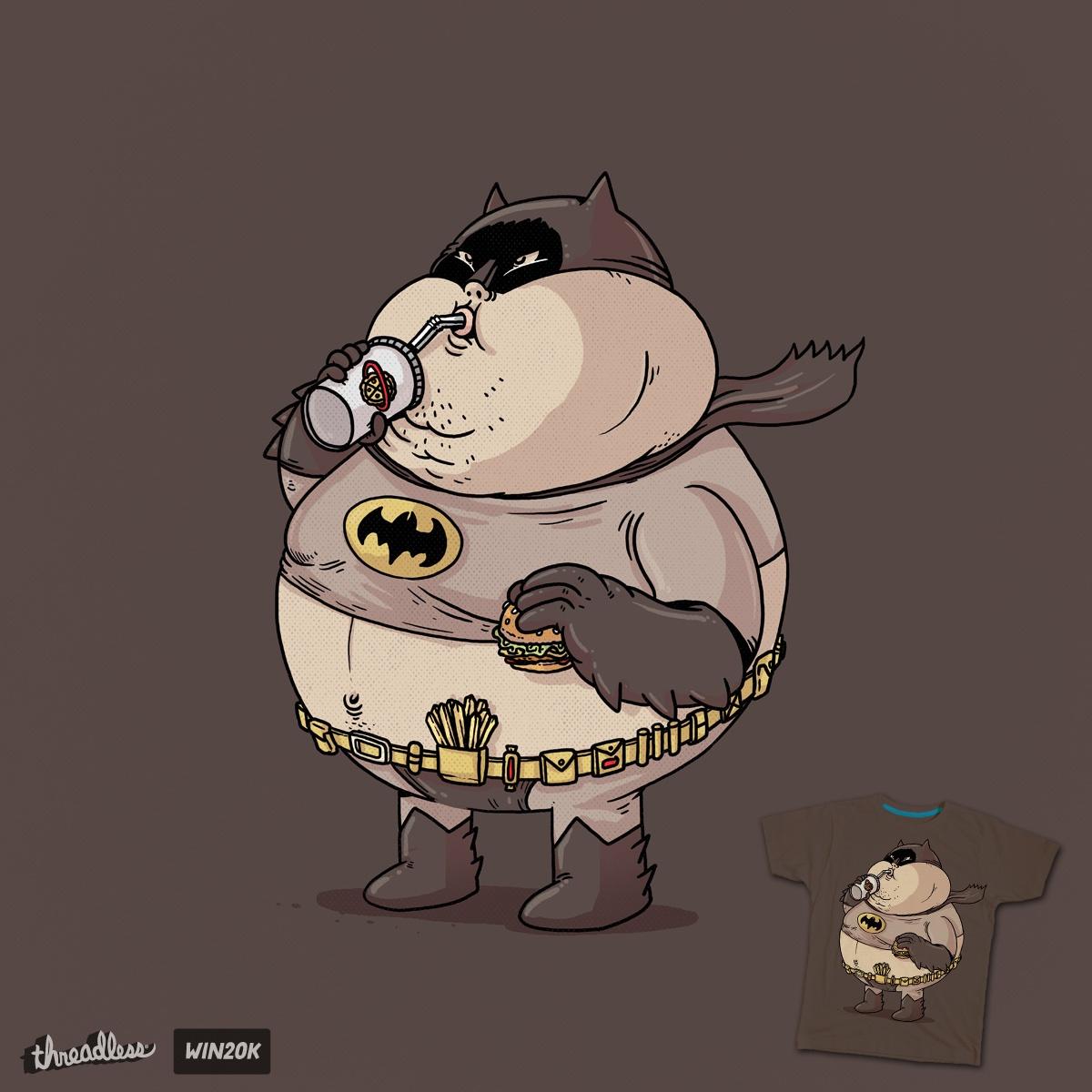 Chunky Knight by alexmdc on Threadless