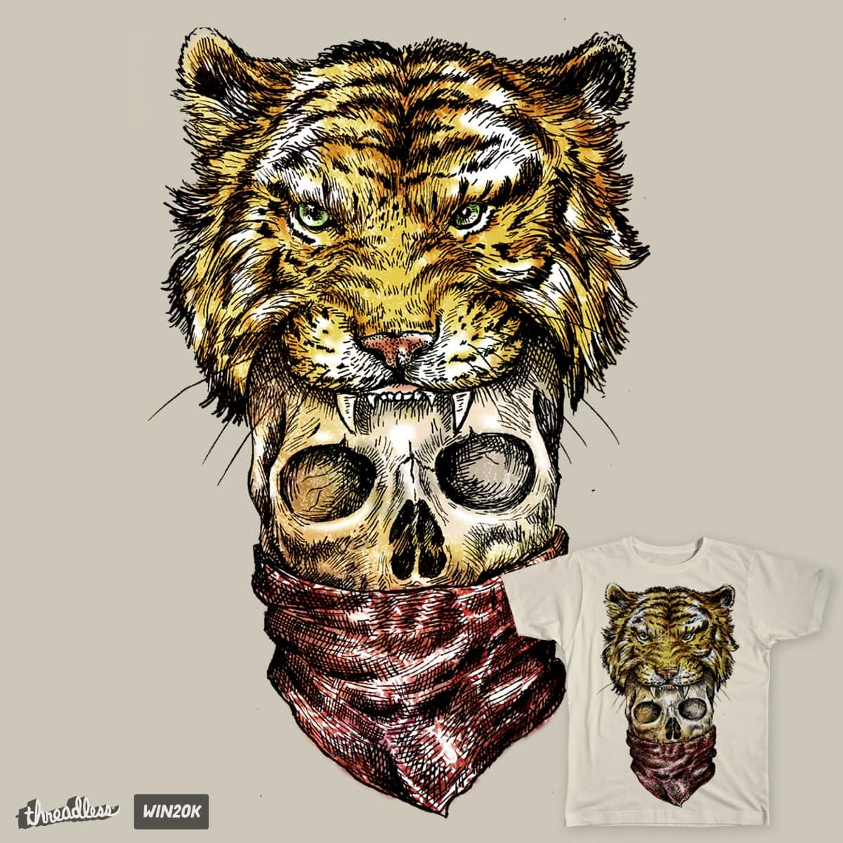 gangster by dick82 on Threadless