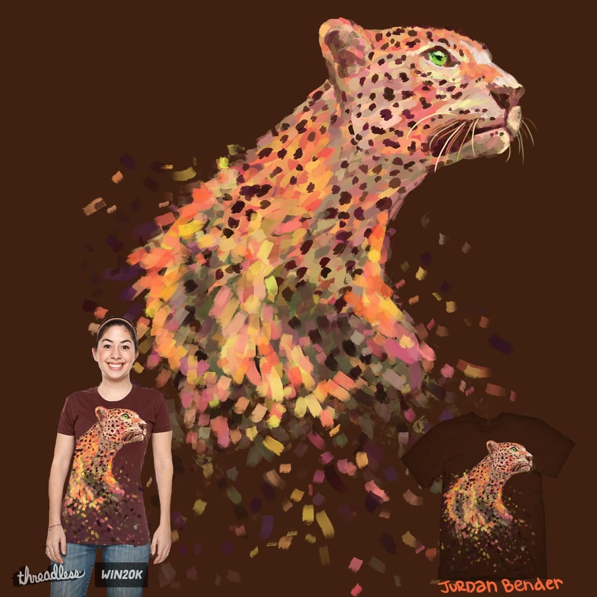 Fragments by Jordan_Bender on Threadless