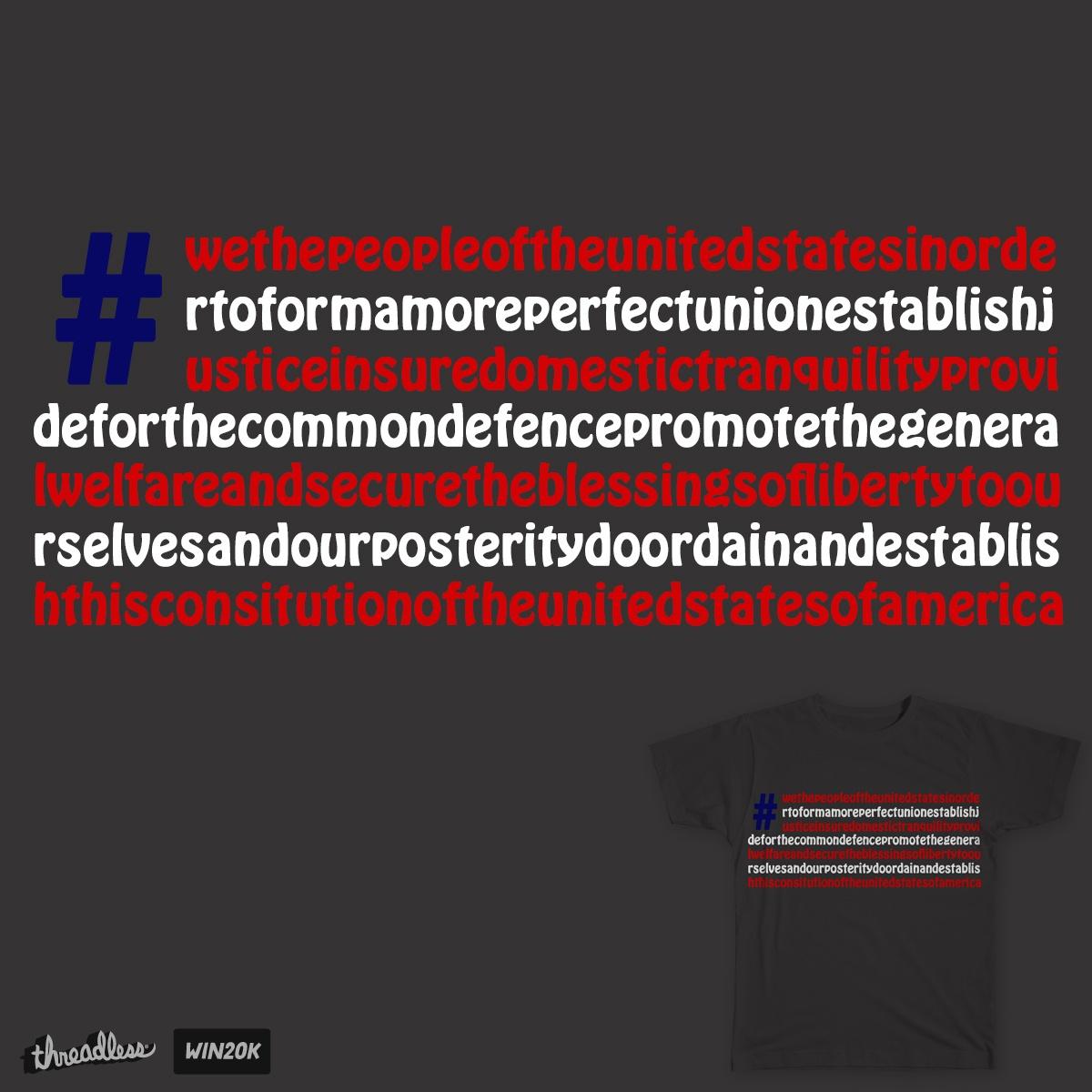 #america by DustyMac on Threadless
