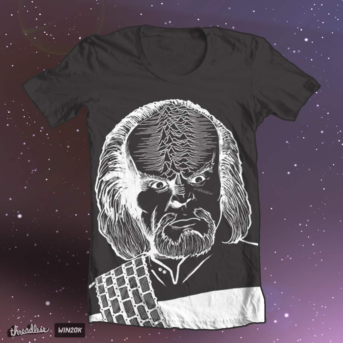 Klingon Pleasures by nickog on Threadless