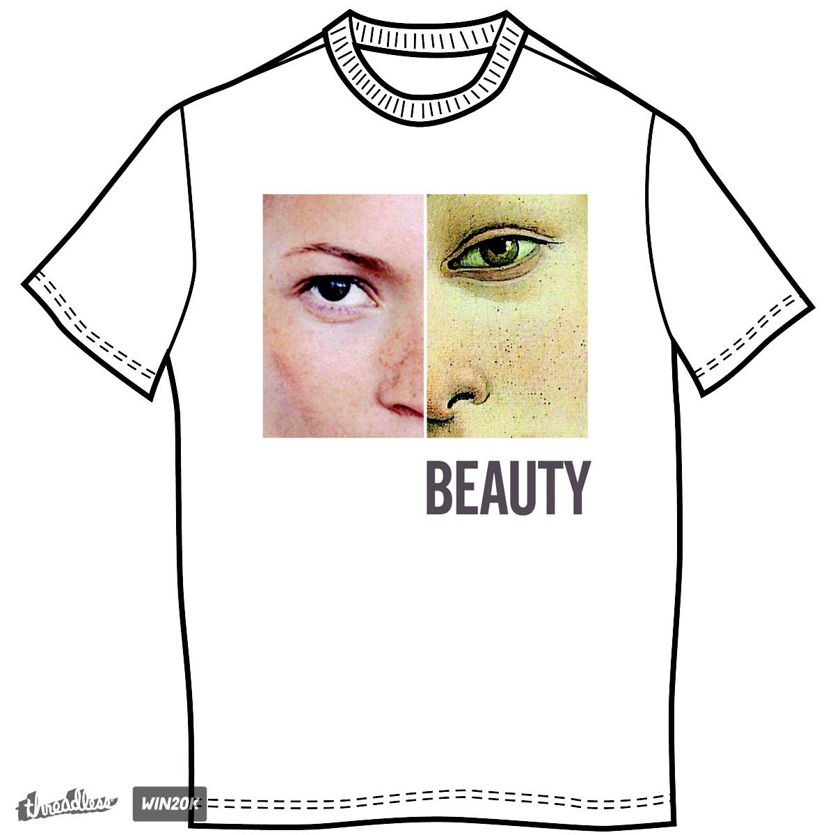 beauty #2 by random_stupid_t on Threadless