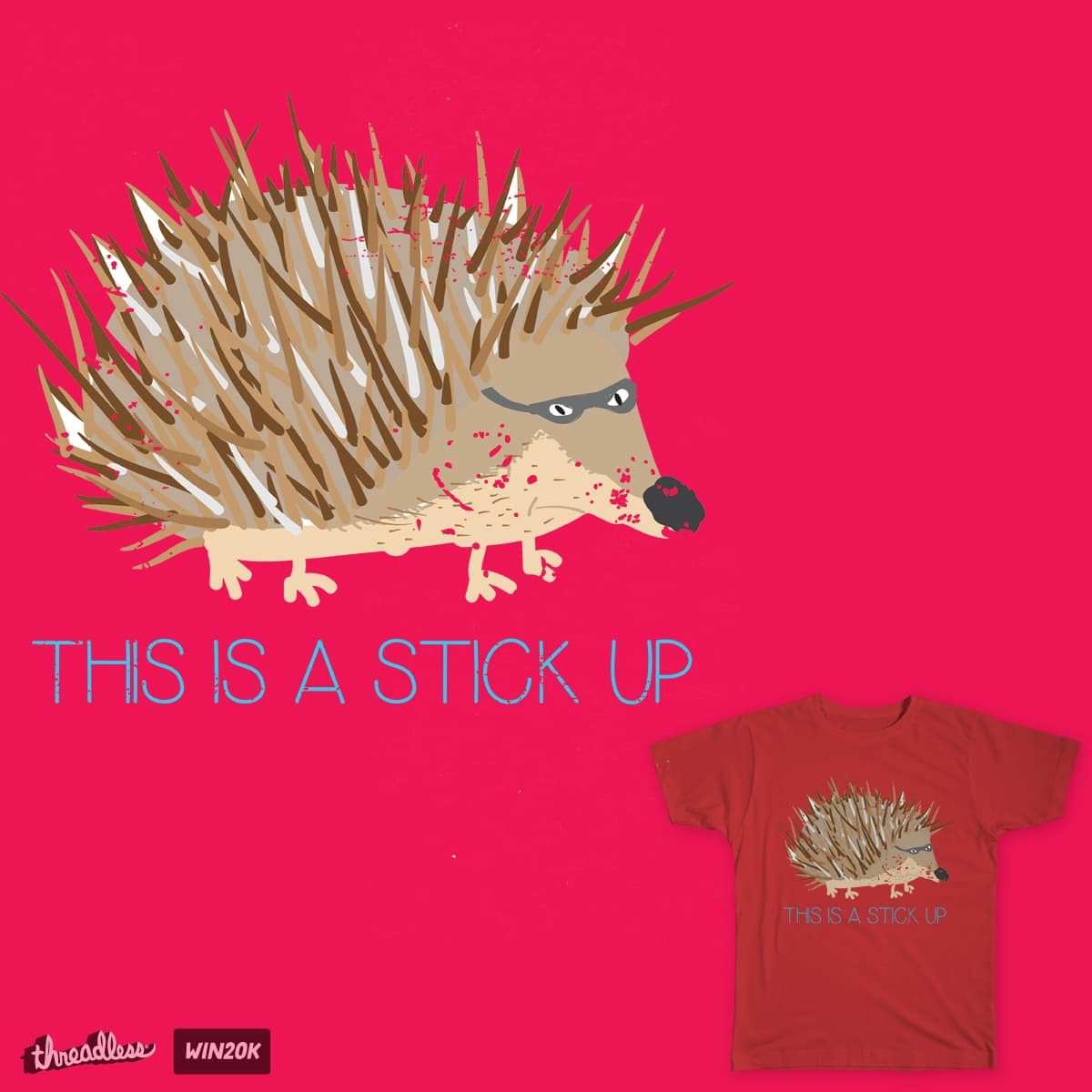 THIS IS A STUCK UP by Jamietaylor1985 on Threadless