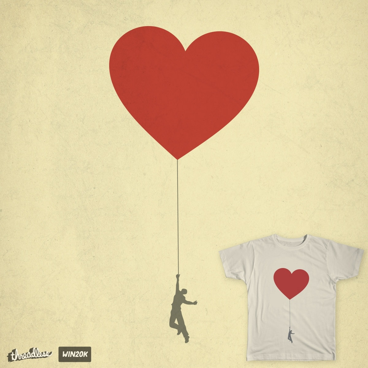 Carried away by Love by Sparticus82 on Threadless