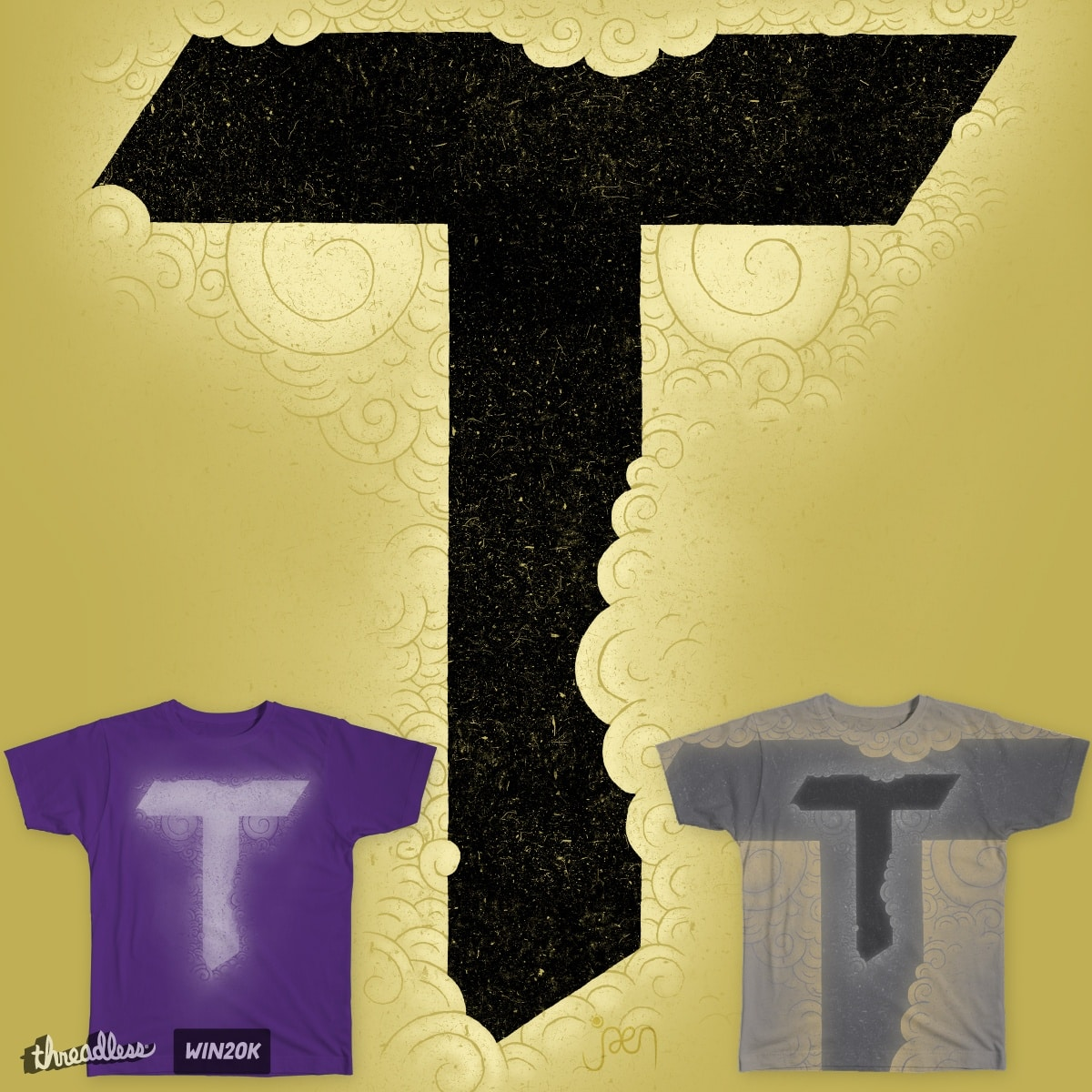The Glorious T by Jaen_ on Threadless
