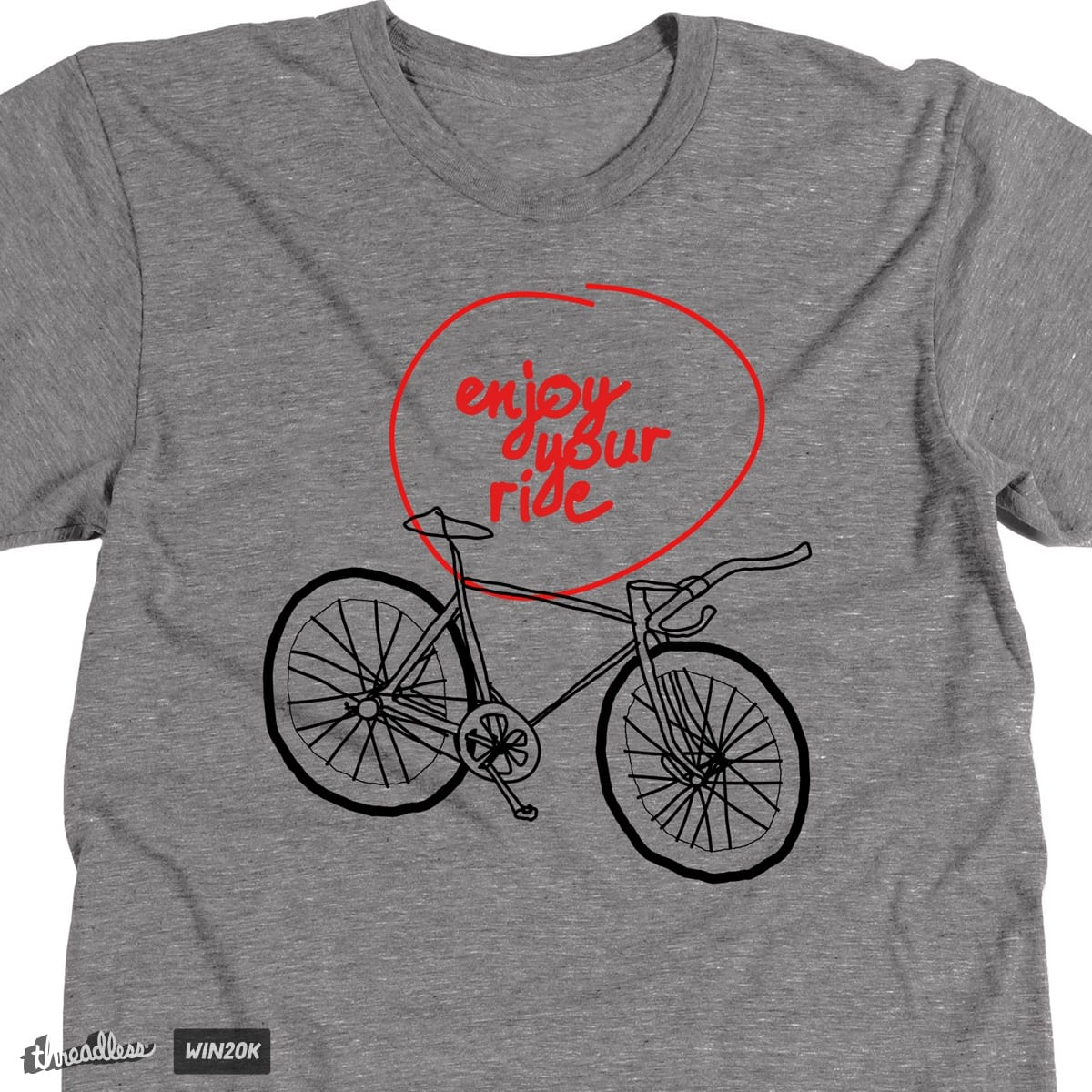 enjoy your ride by steffi_hoedi on Threadless