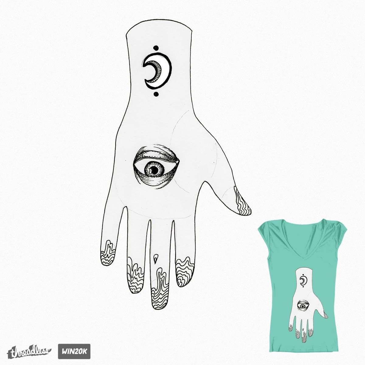 Spiritual Occultism by DesignByBreezy on Threadless