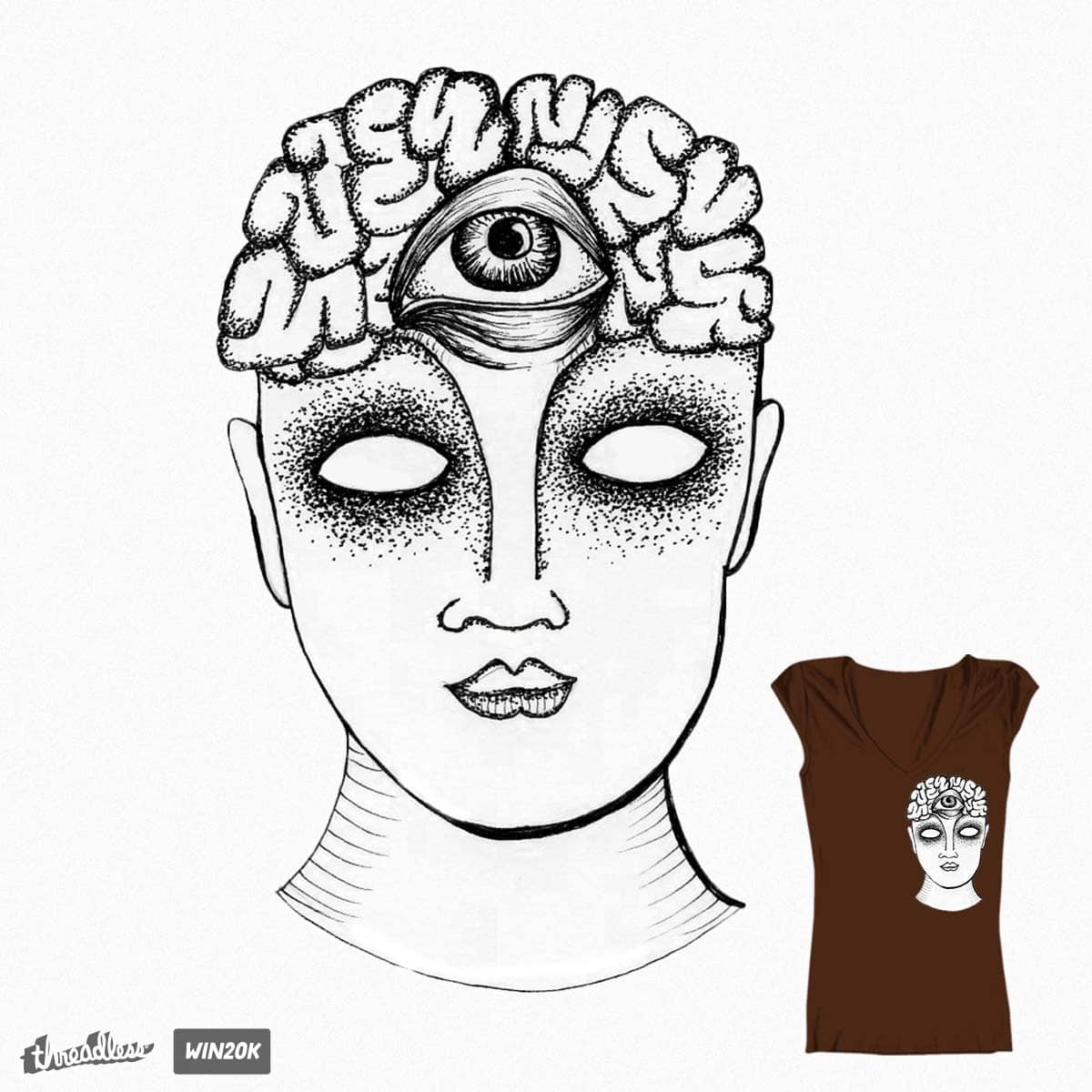3rd iMind by DesignByBreezy on Threadless