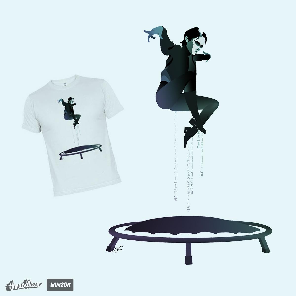 Jump by rimahina on Threadless