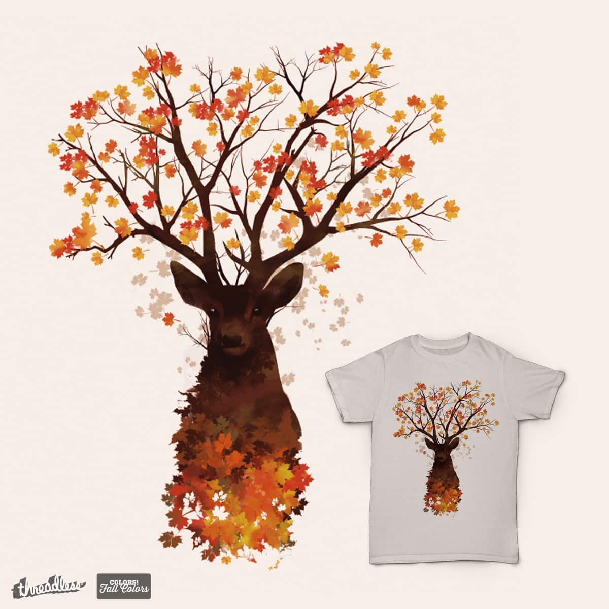 Into the Woods by dandingeroz on Threadless
