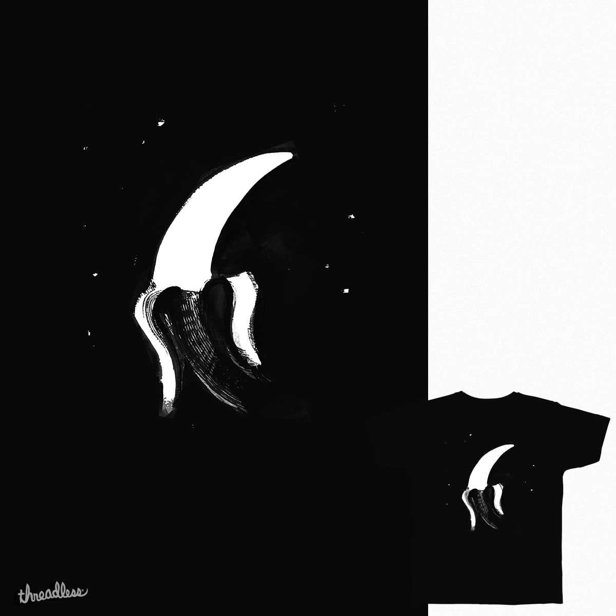 Banana. Moon. by Vmorelli on Threadless