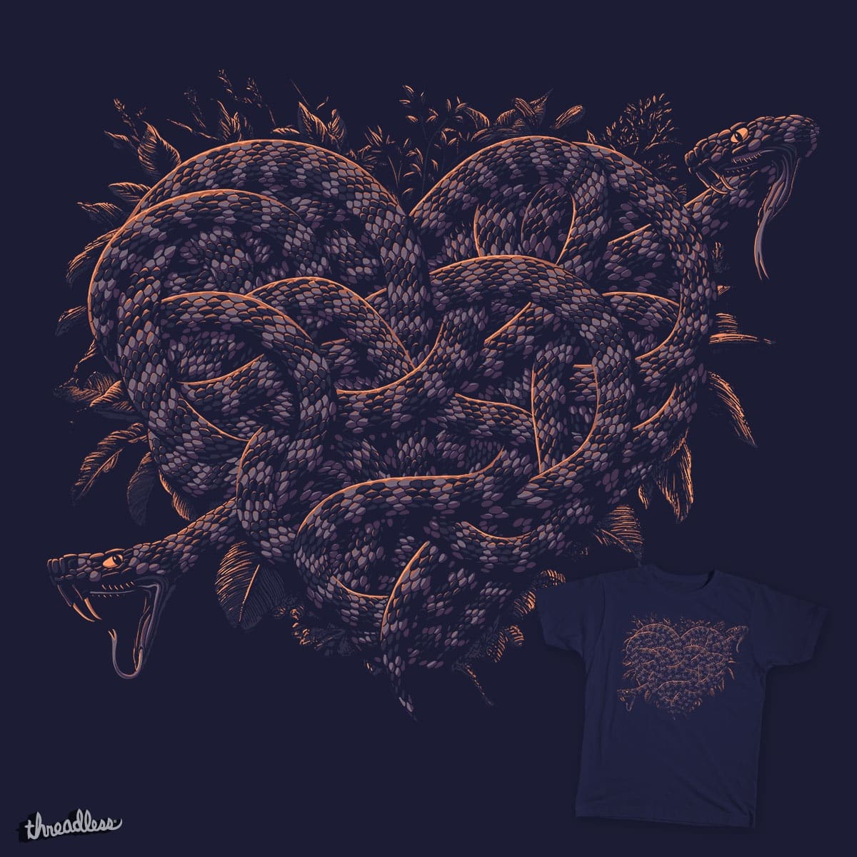 Love struck by v_calahan on Threadless