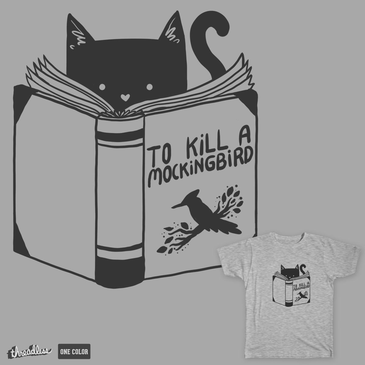 To kill a mockingbird by tobiasfonseca on Threadless