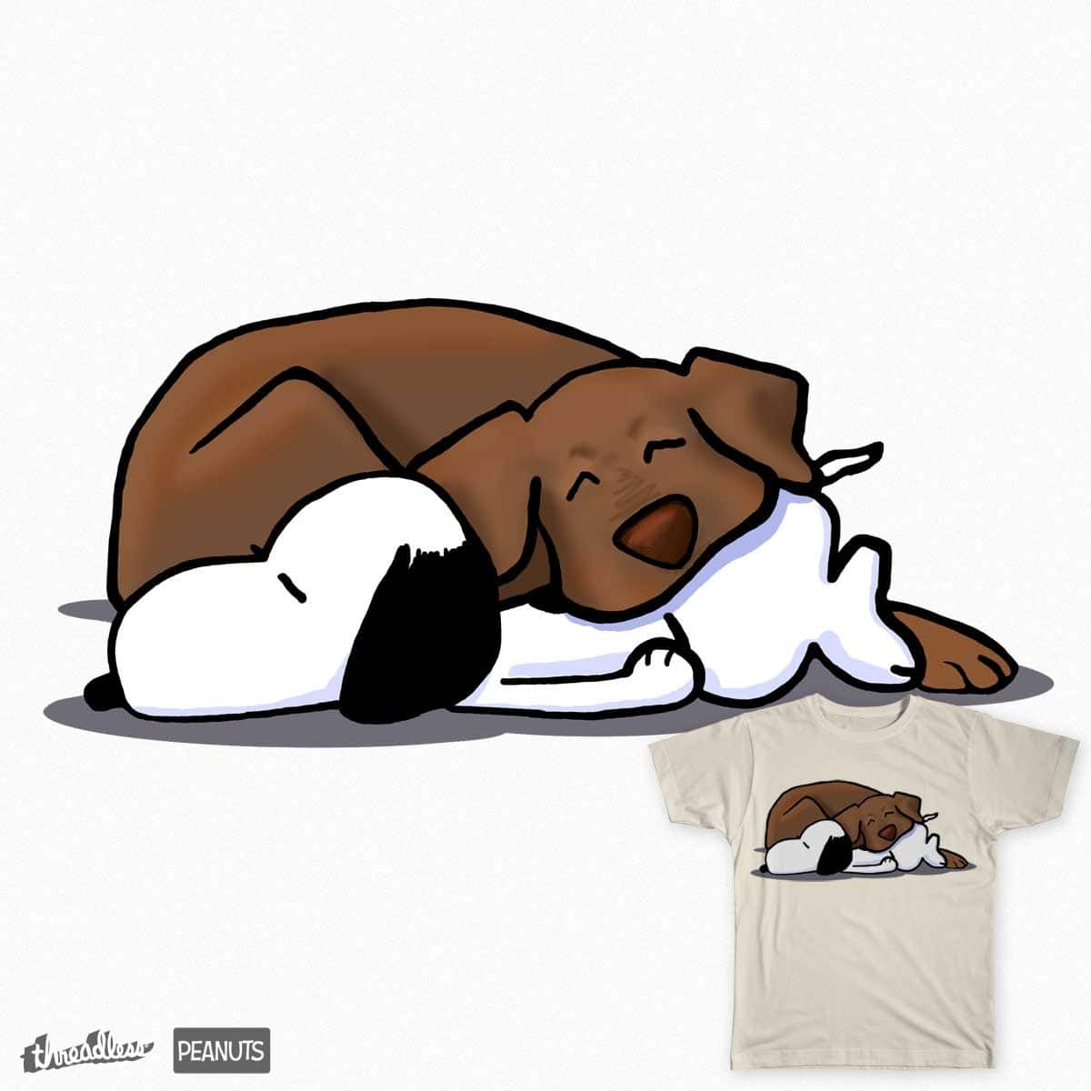 Chocolate Covered Peanuts by KiniArtThreads on Threadless