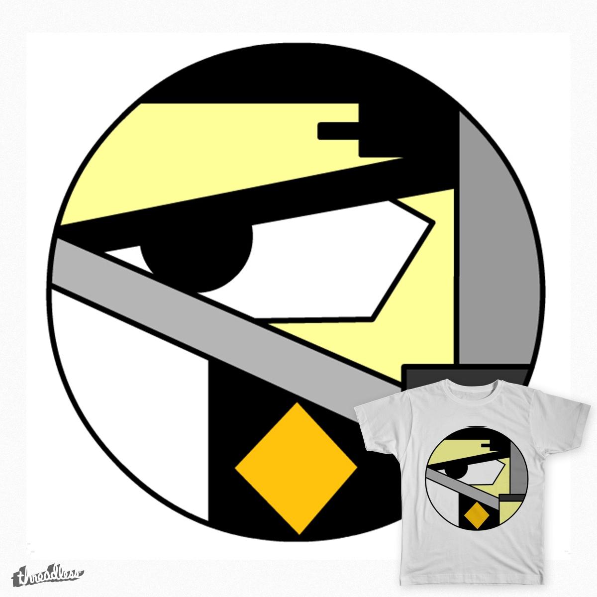 Cartoon Circle - Samurai Jack by Birdstick on Threadless