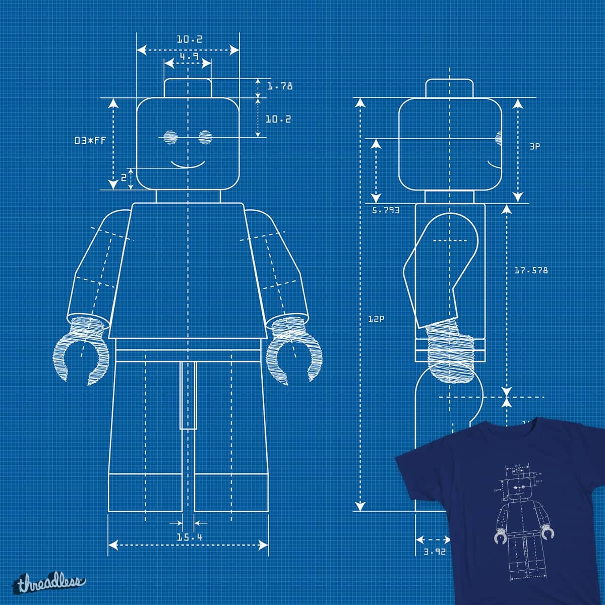 Score everything is awesome by alessandroaru on threadless for Where to print blueprints