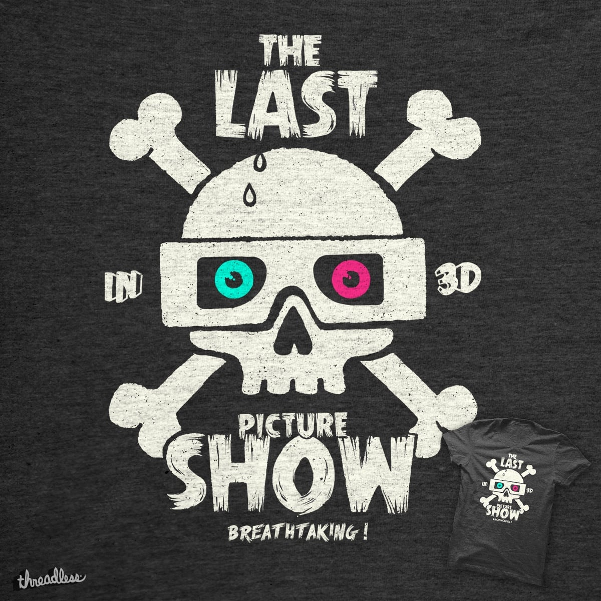 Last Picture Show by v_calahan on Threadless