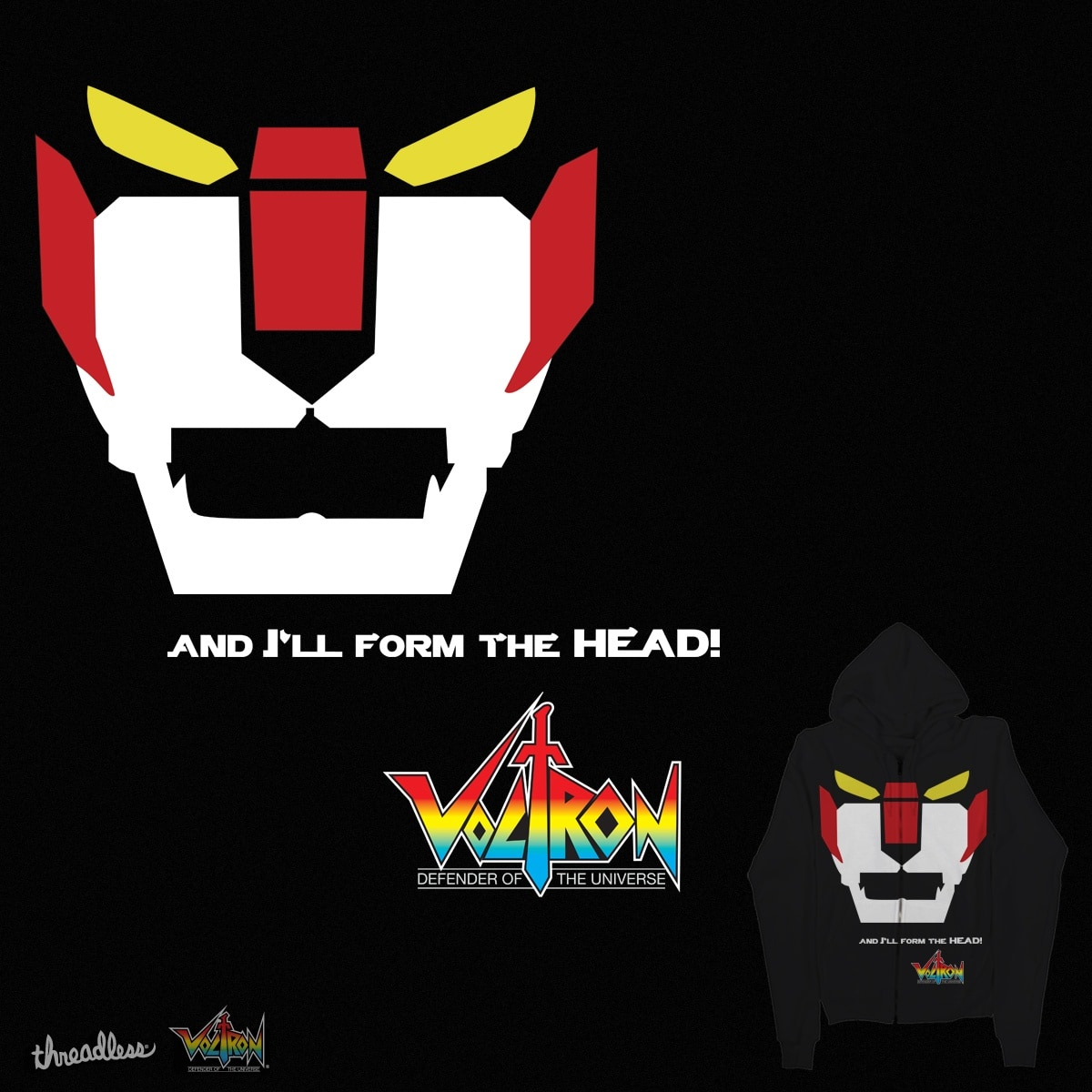 Score And I'll Form the Head! by CMK101380 on Threadless