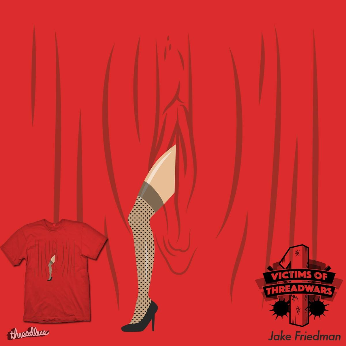 Beef curtains - Beef Curtains Are Ugly Beef Curtain By Jake Friedman On Threadless