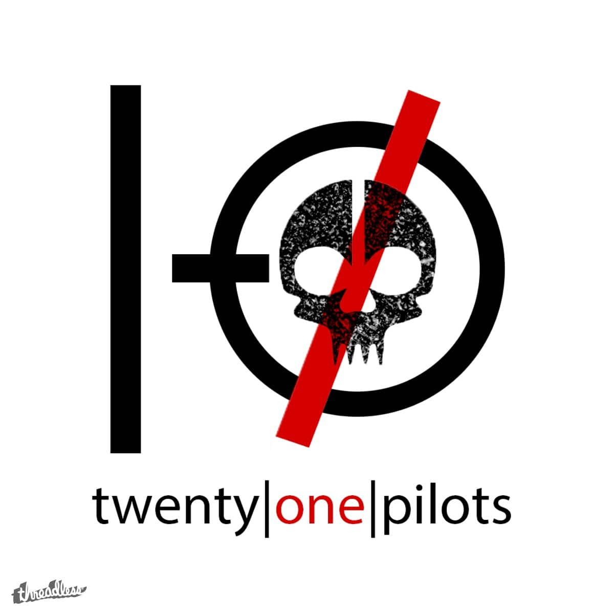 Skeleton One Twenty One Pilots Skeleton