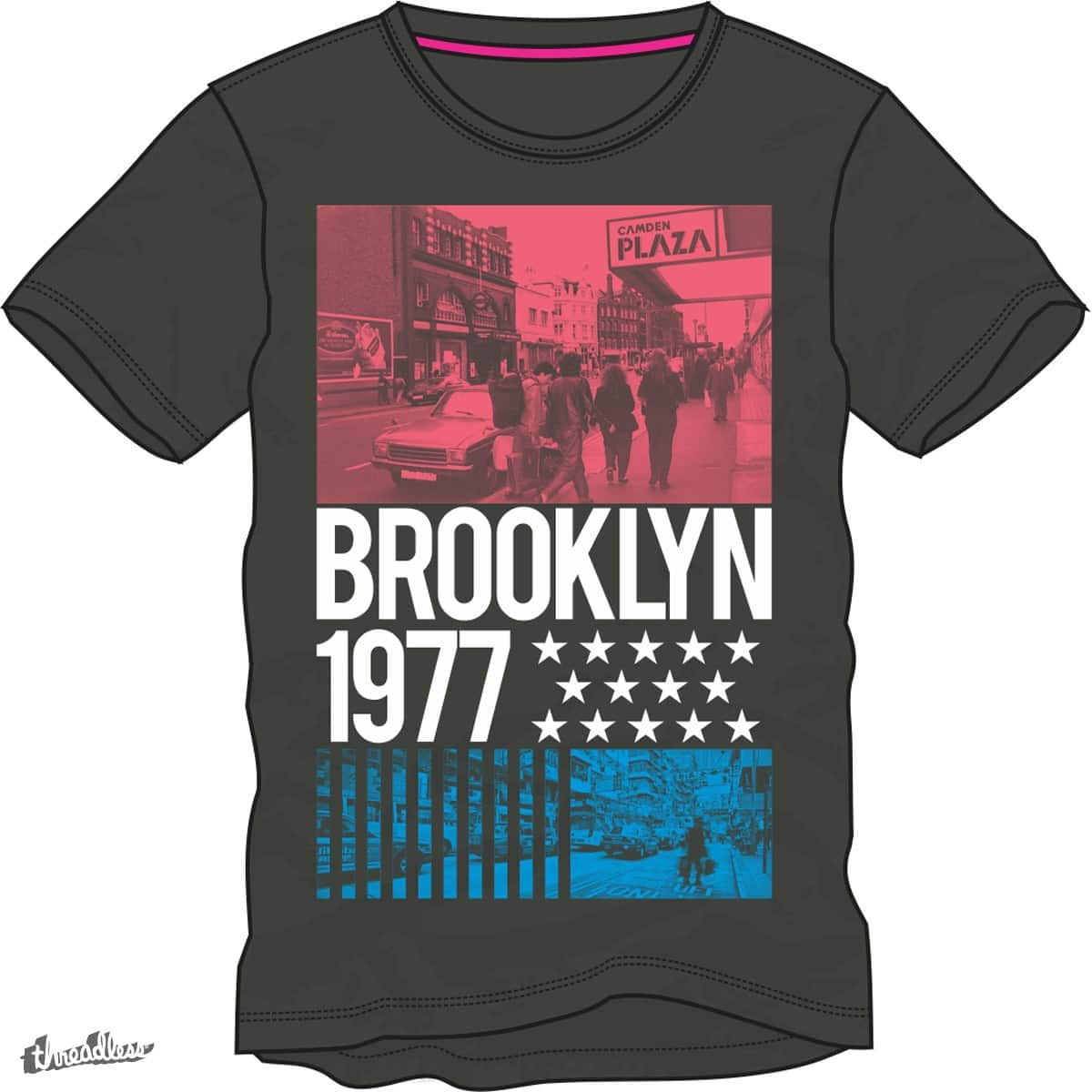 Score urban t-shirt by Javier Martin Gomez Lizarbe on Threadless