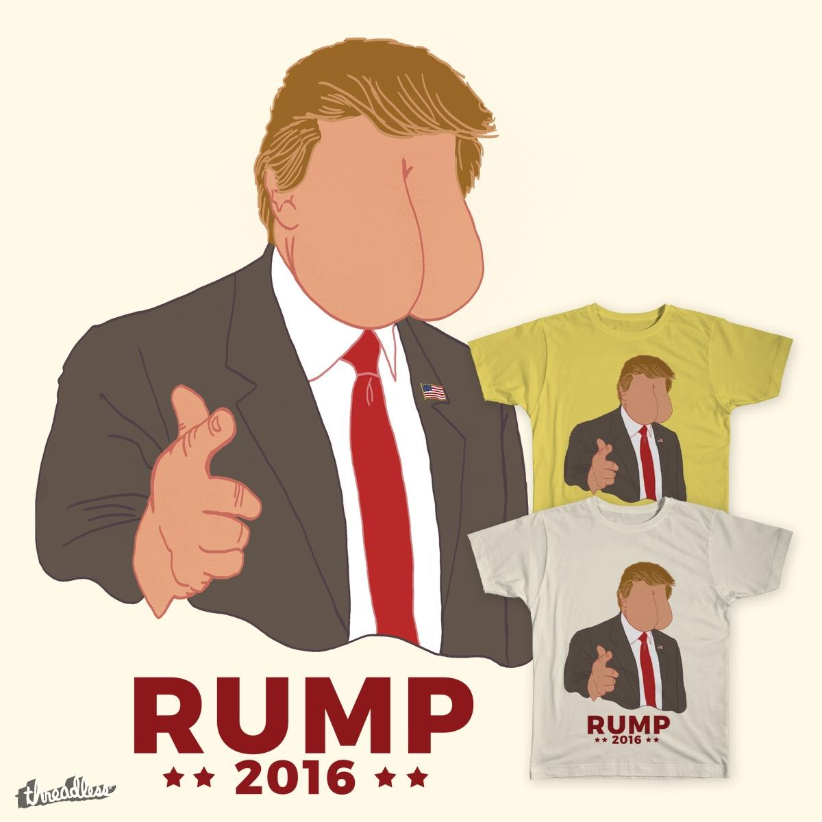 RUMP 2016 by Thefakist on Threadless