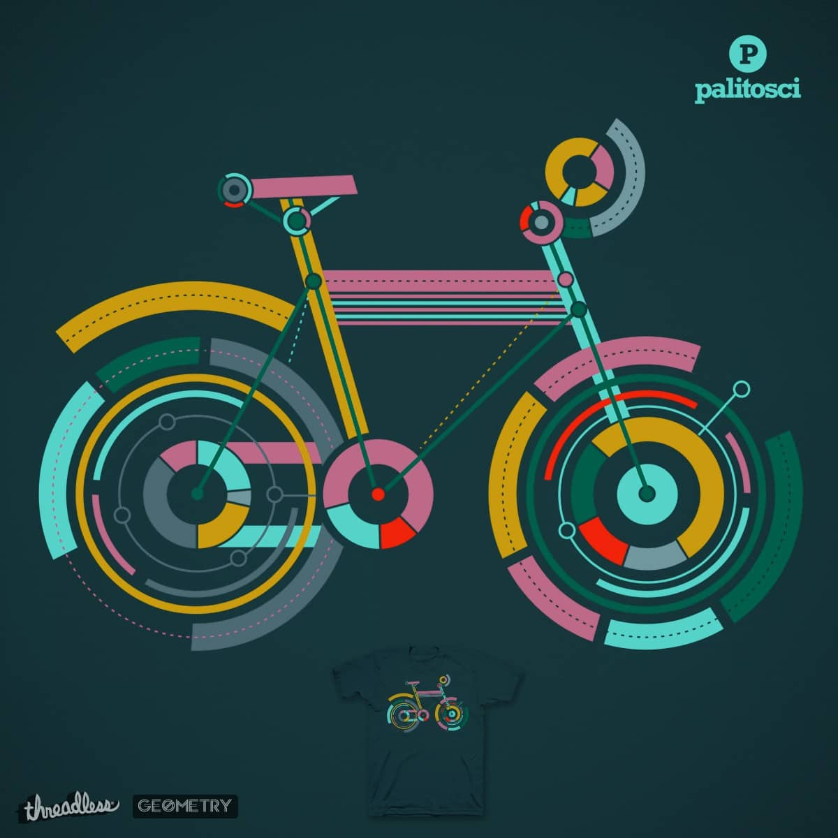 Bicyrcle by palitosci on Threadless