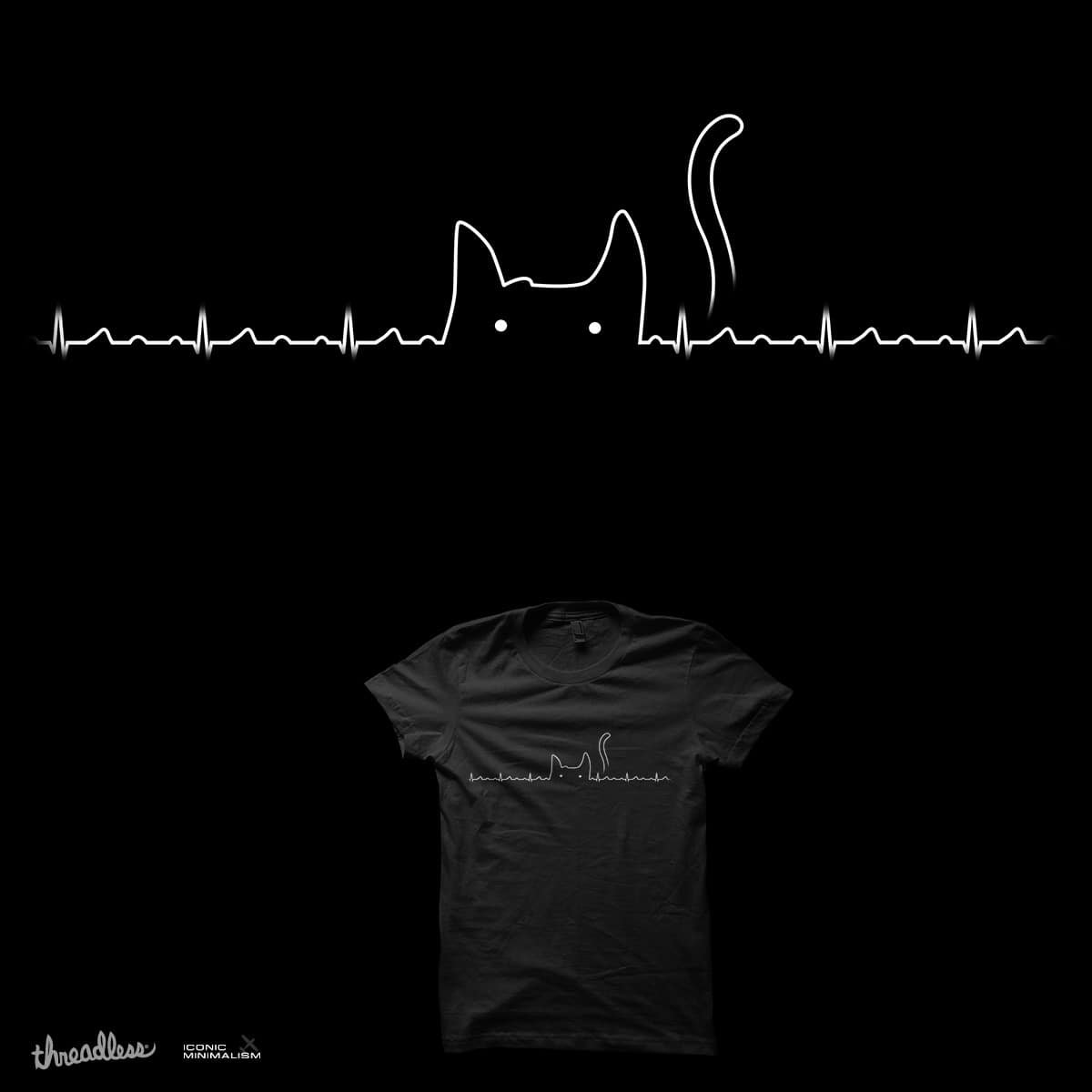 Cat Lover  by tobiasfonseca on Threadless
