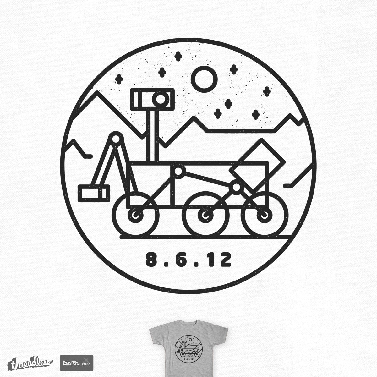 Stay Curious by Gintron on Threadless