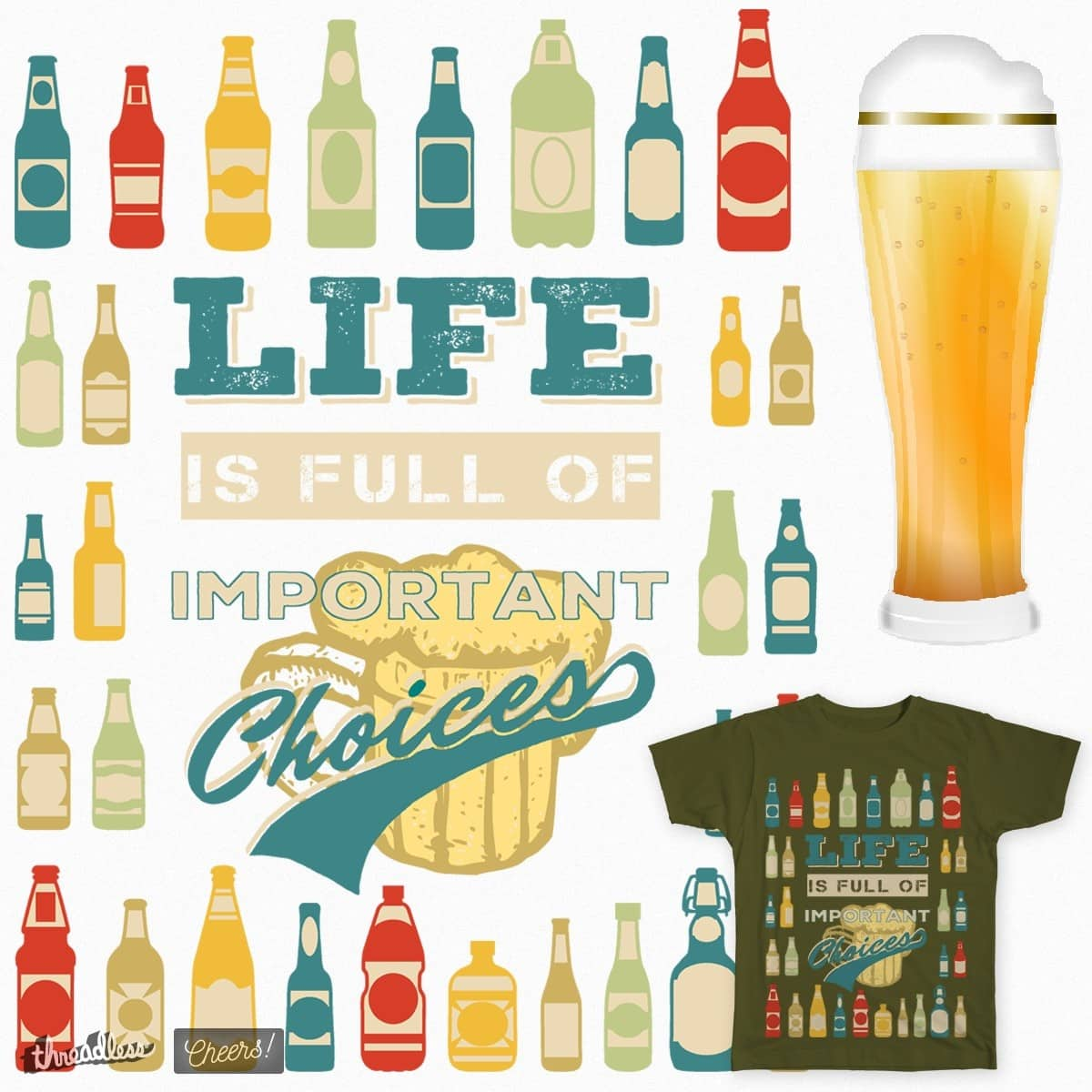 important choices in life essay Assignment: describe a particular time in your life when you had difficulty making an important decision during the course of our lifetimes we make many significant and difficult choices that affect us.