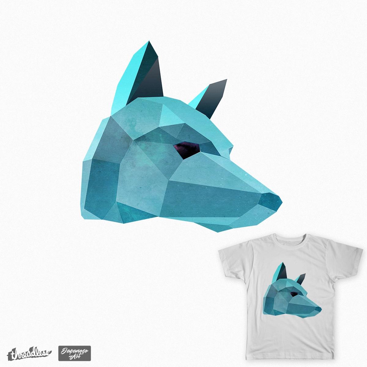 Score Origami Wolf By Bionicchipmunk On Threadless