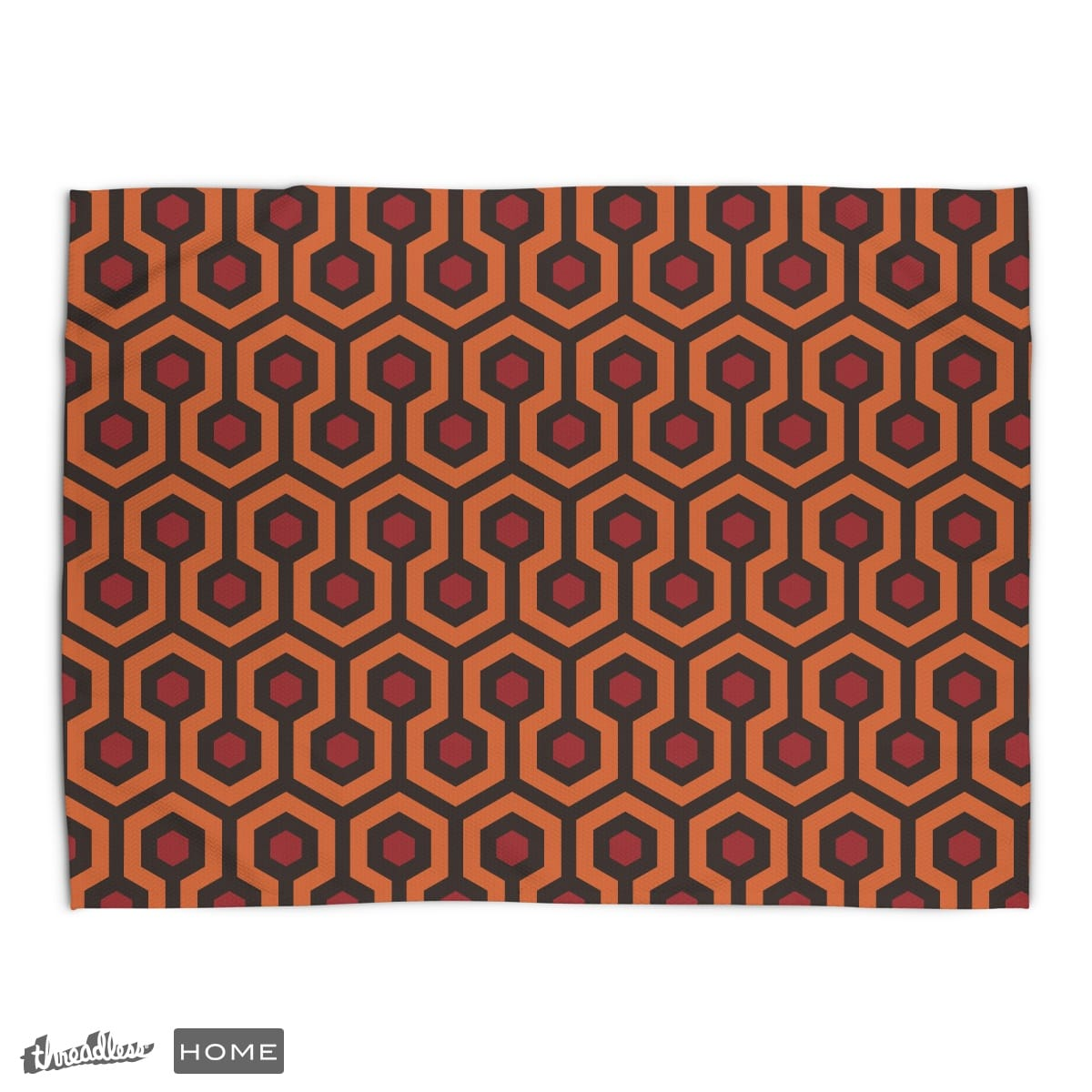 The Shining Overlook Hotel Rug by artboy213 on Threadless