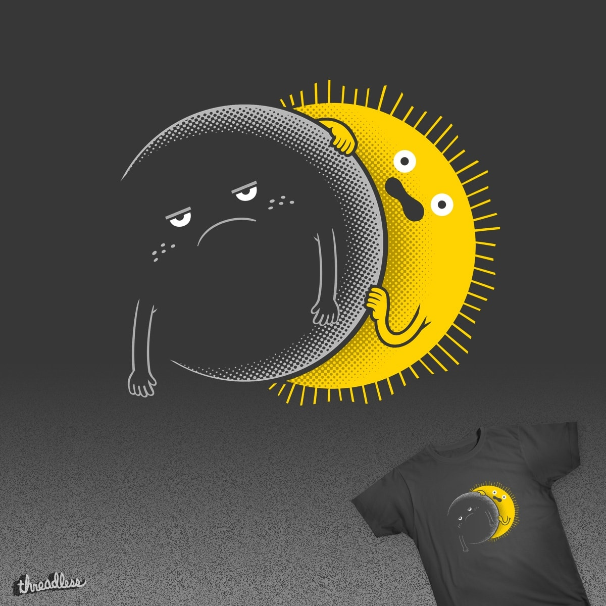 Eclipse by Benjidojo on Threadless