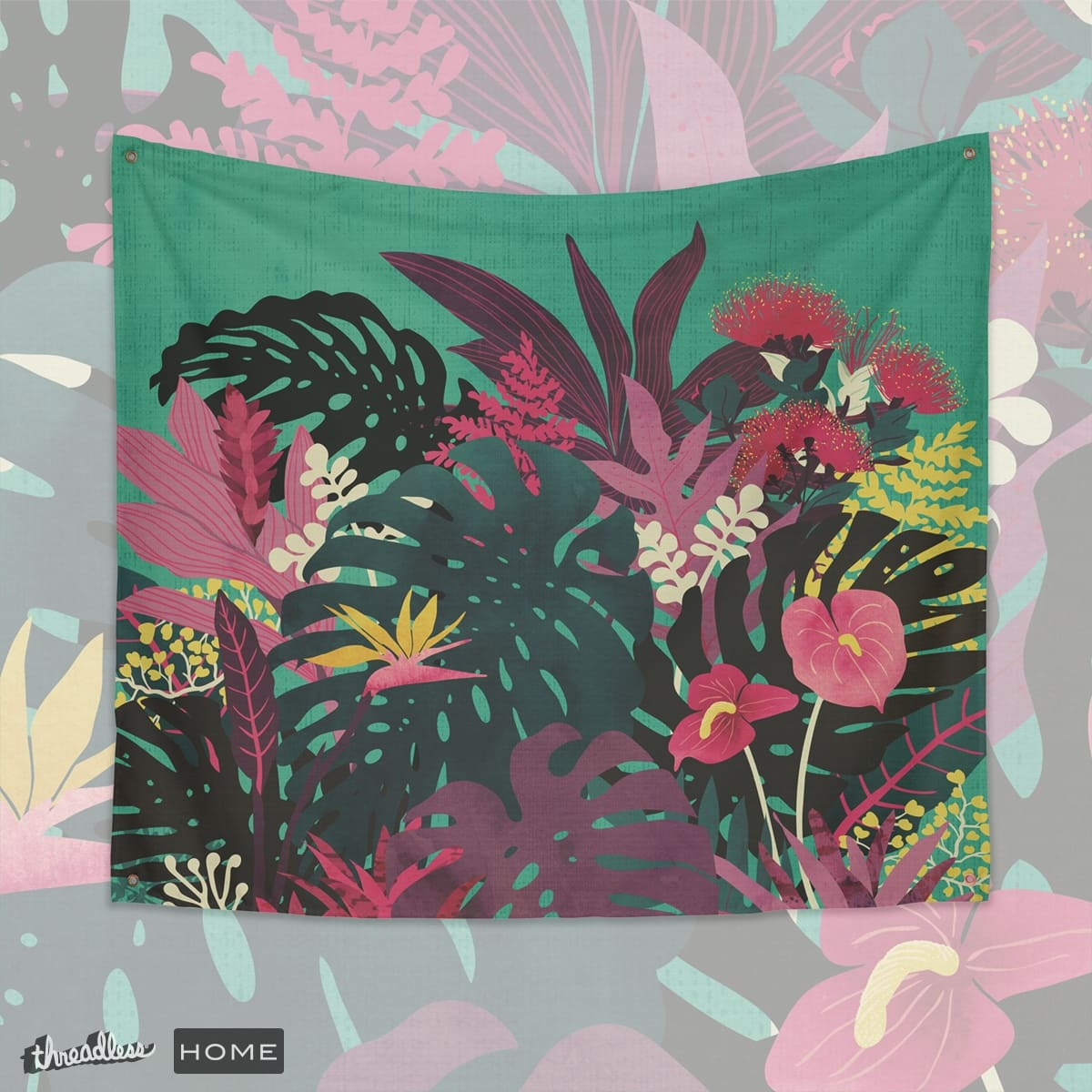 Tropical Tendencies by littleclyde on Threadless