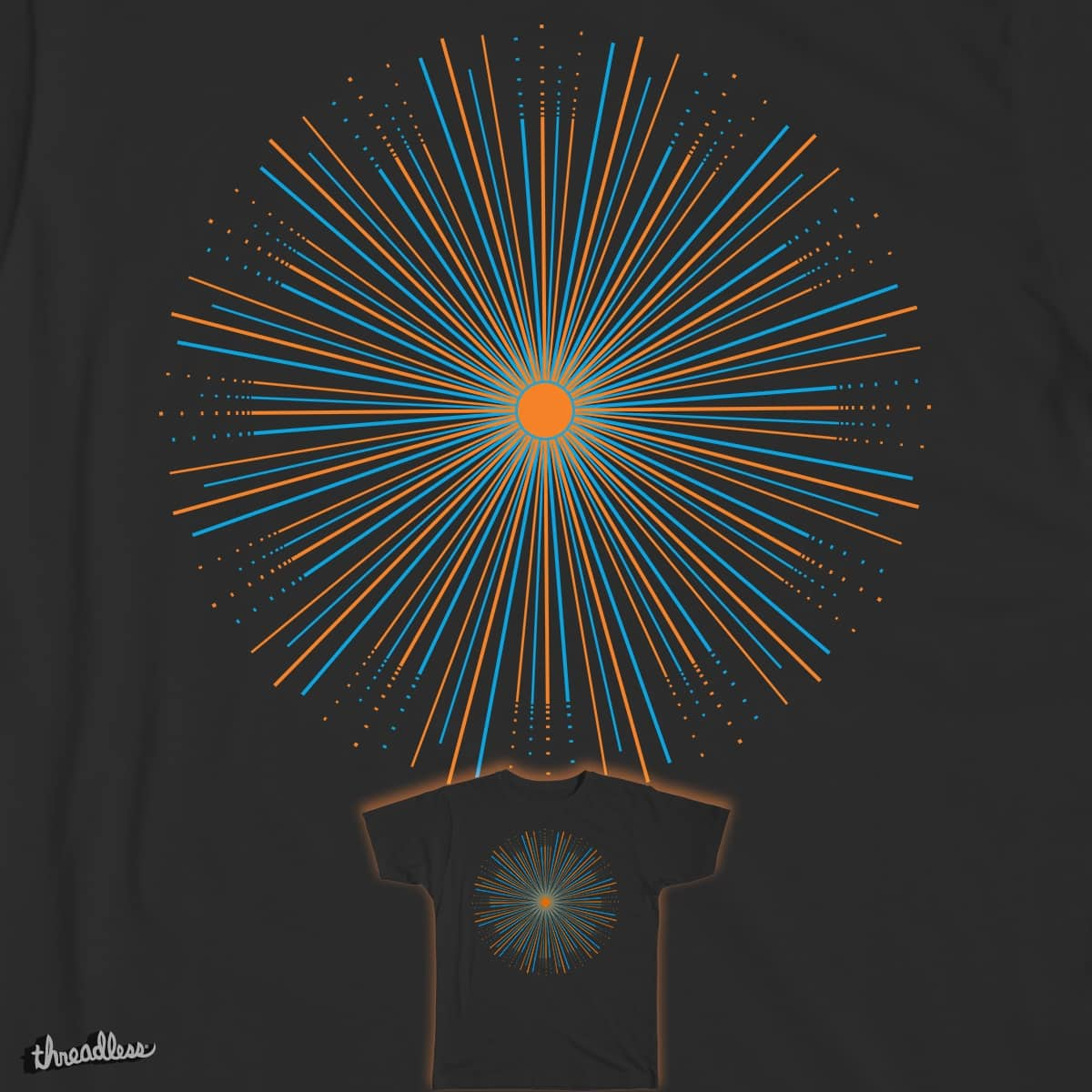 Sunburst by dmtab on Threadless