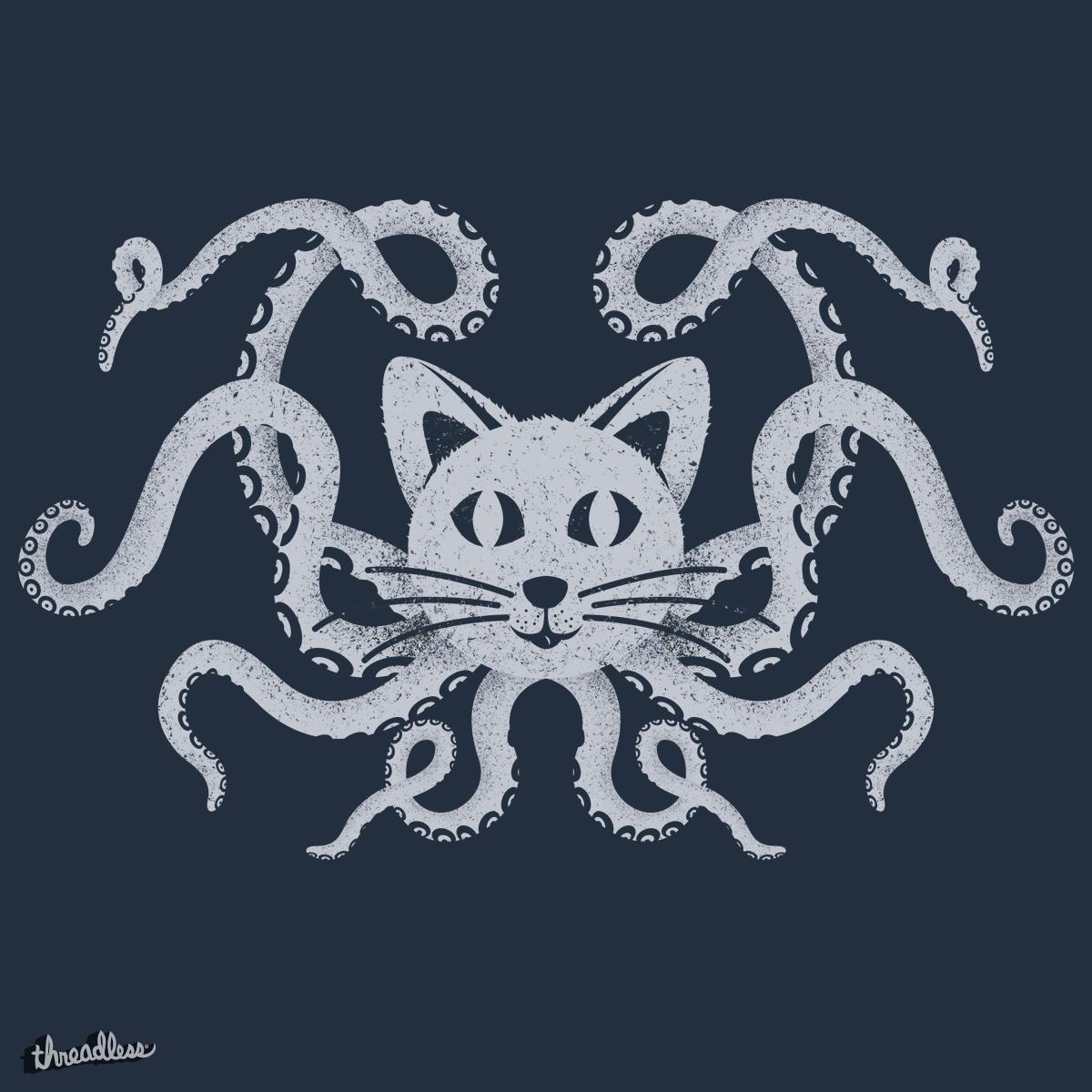 Octopuss by DeepSpaceTris on Threadless