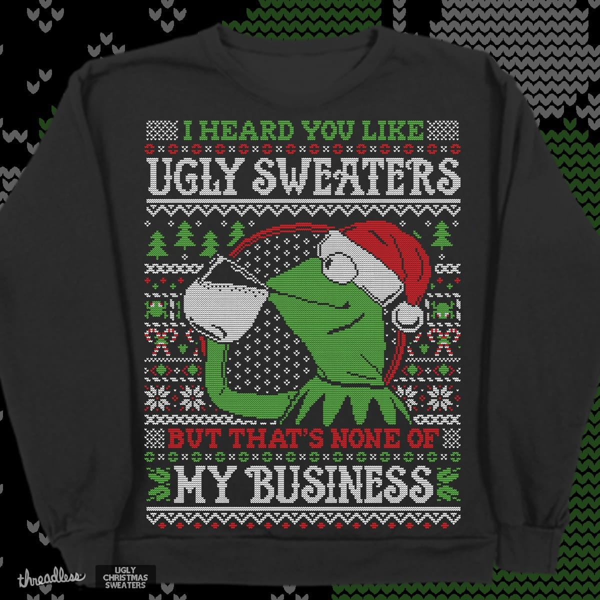 Ugly Christmas Sweater Design.Ugly Christmas Sweaters Design An Ugly Holiday Sweater
