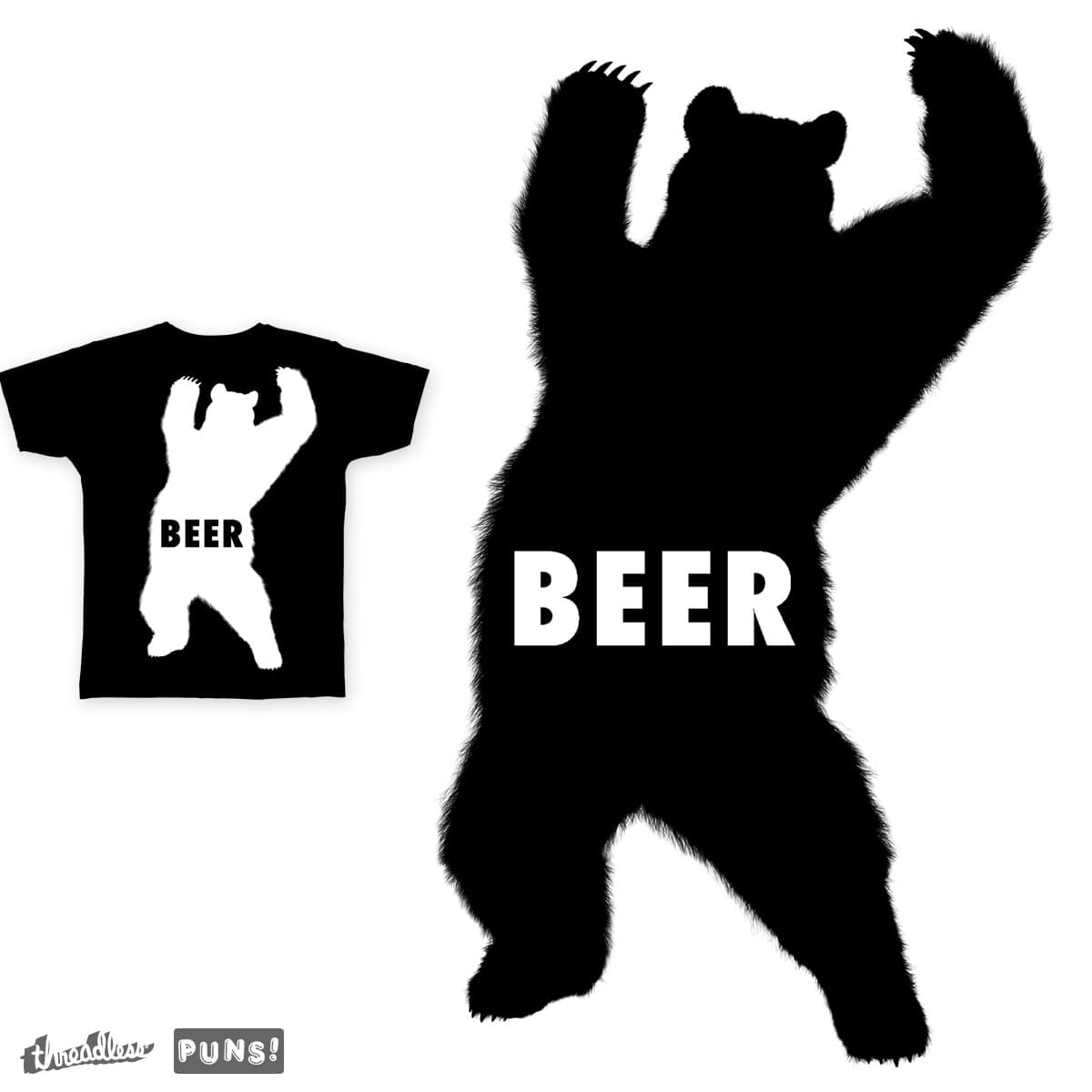 BEER BELLY by 4InfinityG on Threadless