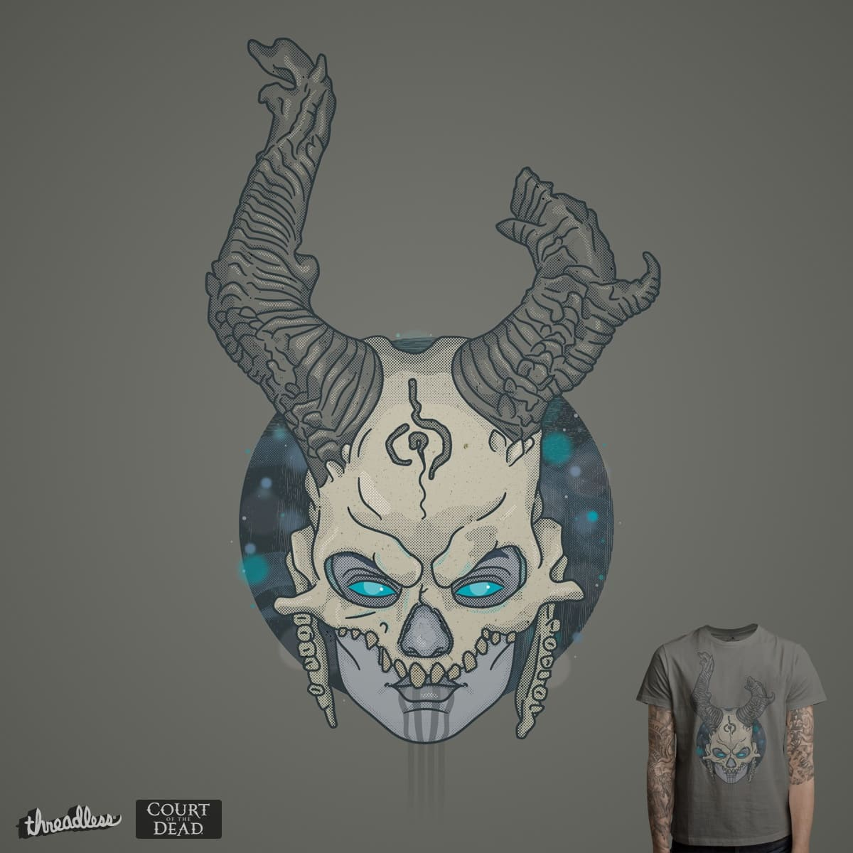 Spite of the Valkyrie by quick-brown-fox on Threadless