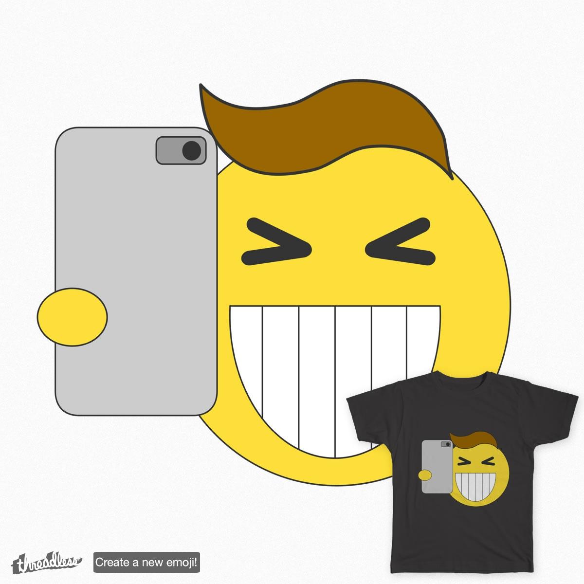Selfie by siyi on Threadless