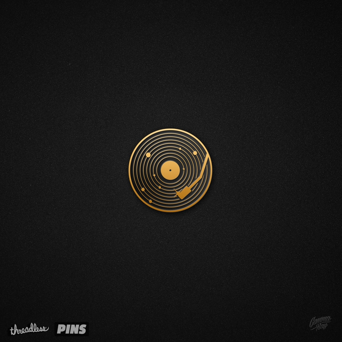The Vinyl System by Gamma-Ray on Threadless
