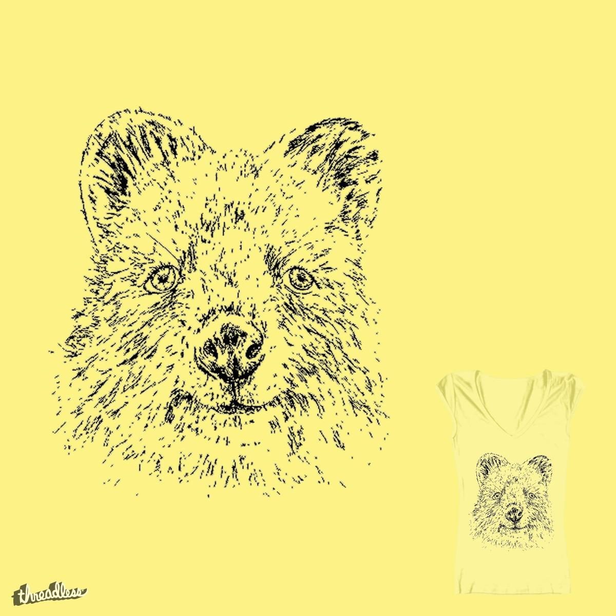 Score ANIMAL EYES QUOKKA by francesca.cirny.1 on Threadless