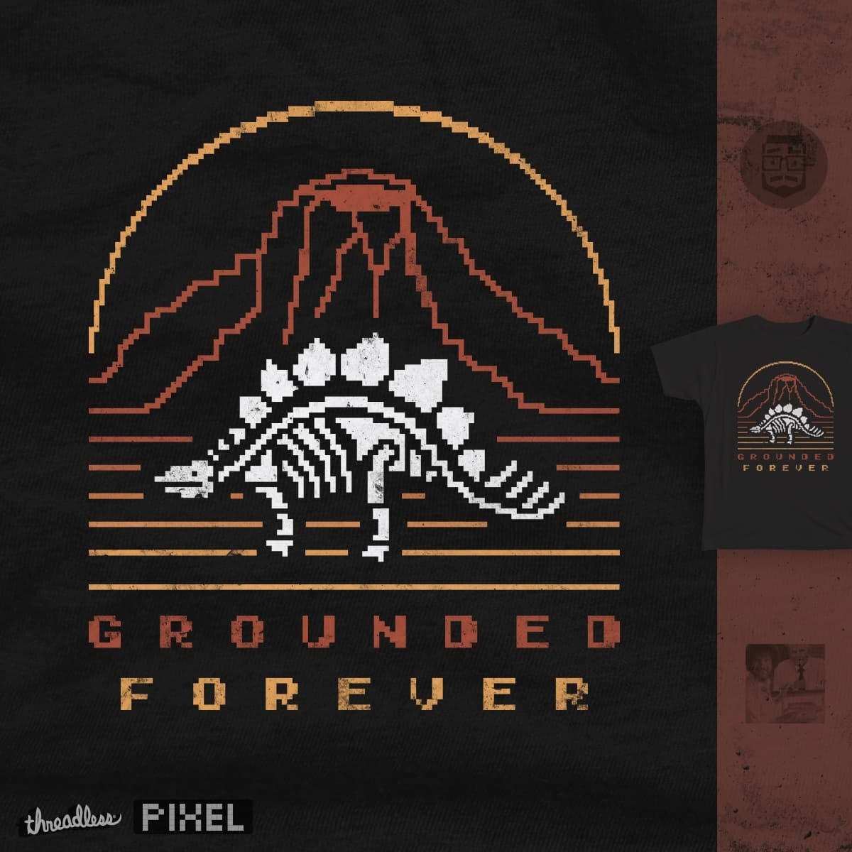 Grounded Forever by csweiler and rossmat8 on Threadless