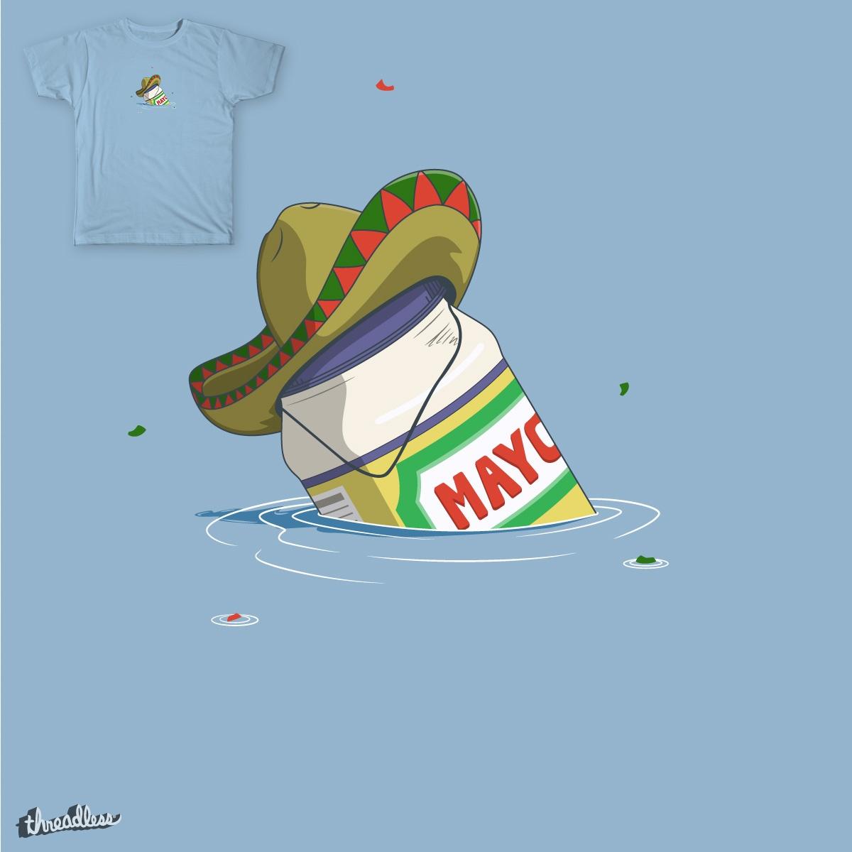 Score Sink-o De Mayo by wilbury on Threadless