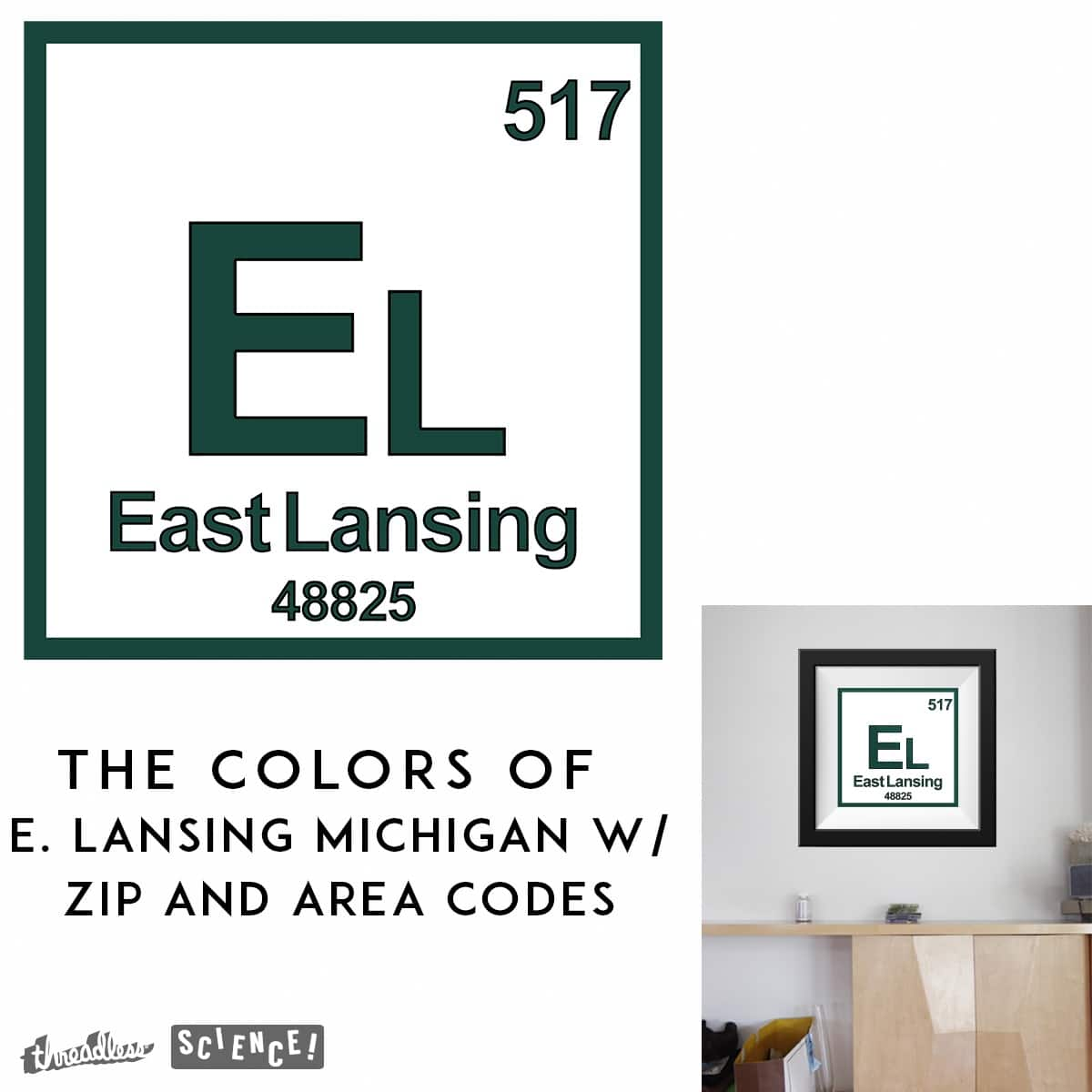 Score east lansing michigan periodic table by heybert00 on threadless east lansing michigan periodic table by heybert00 on threadless gamestrikefo Choice Image